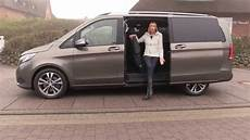 2015 Mercedes V Class Test Drive Review Autogef 252 Hl