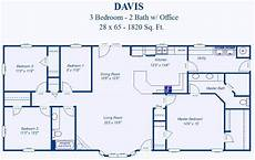 3 bedroom rectangular house plans david s ready built homes 3 bedroom plans rectangle