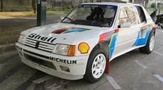 1985 Peugeot 205 Turbo T16 20000 Geiselh 246 Ring