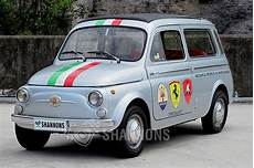 sold fiat 500 giadiniera station wagon auctions lot 9