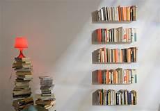mensole libri mensole per libri quot us quot set di 4 acciao