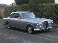 SOLD  1962 Alvis TD21 Series 15