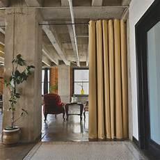 gardinen als raumteiler premium heavyweight room divider curtains room divider