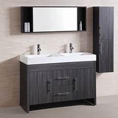 Bathroom Floor Cabinet Homebase by Resin Top 48 Inch Sink Bathroom Vanity Set
