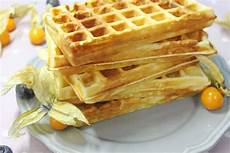 waffelrezept ohne butter rezept waffel grundrezept