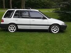 Honda Civic Kombi - sell used 1991 honda civic wagon supercharged in east