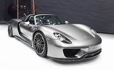 fast porsche list of fastest production cars by acceleration