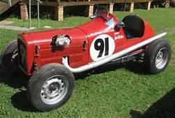 2011/23/1 Racing Car Austin Seven Special Metal
