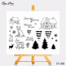 Pine Tree Scrapbook Photo Album by Aliexpress Buy Zhuoang Transparent Clear St Pine