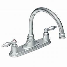 moen two handle kitchen faucet repair moen 7902 castleby 2 handle kitchen faucet in chrome 1 ebay