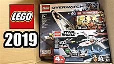 lego winter sets 2019 last winter 2019 lego sets unboxing haul