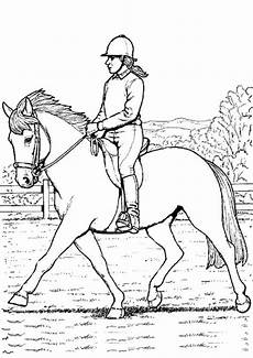 ausmalbilder pferde turnier ausmalbilder pferde