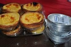 Moules A Pasteis De Nata Les Petits Delices De Chris