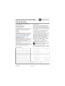 form 8821 tax information authorization printable pdf