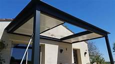 pergola bioclimatique r sky fabrication fran 231 aise azenco