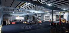 big garage big garage with your company name ets 2 mods