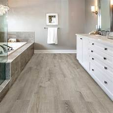 isocore 8 7 in 47 6 in smoked oak silver luxury vinyl plank flooring 20 06 sq ft