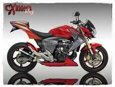 Modifikasi Megapro 2012 by Otomotif Bike Contoh Modifikasi Honda Megapro