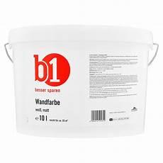 wandfarbe weiss b1 wandfarbe matt wei 223 10 l ǀ toom baumarkt