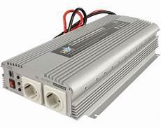 kfz wechselrichter spannungswandler 12 v auf 230 v max
