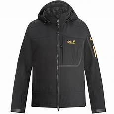 wolfskin quintessence xt jacket black jacke