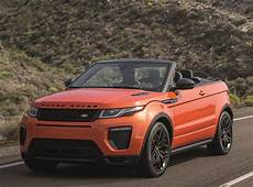 new 2017 range rover evoque convertible will arrive this
