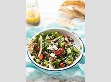 marinated lentil salad_image