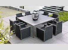 Black And White Outdoor Wicker Furniture ? Haute Terasse