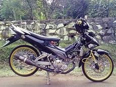 Modif Jupiter Mx 2006 by Yamaha Jupiter Mx 2006 Bogor Ga Cuma Ganteng Tapi