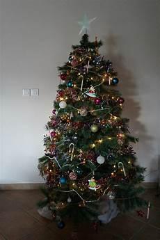Un Sapin De Noel Multicolore Chez Mamzelle Orel