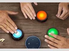 Amazon Alexa Echo Buttons Bring Touchable Interactions to