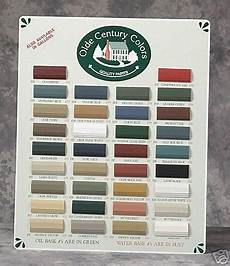 quart olde century colors acrylic latex paints ebay