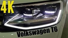 2016 Vw T6 Led Scheinwerfer 4k