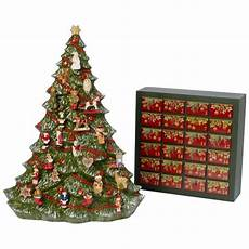 Toys Memory Tree Advent Calendar Villeroy Boch