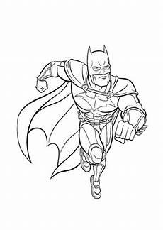 Gratis Malvorlagen Batman Ausmalbild Batman Zum Kostenlosen Ausdrucken Und Ausmalen