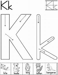 free letter k worksheets for preschool 24376 alphabet letter k worksheet preschool printable activity standard block font alphabet