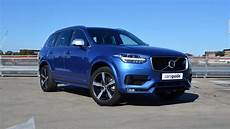 2018 volvo xc90 reviews carsguide