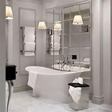 spiegel fliesen spiegelfliesen elegantes badezimmer badezimmer