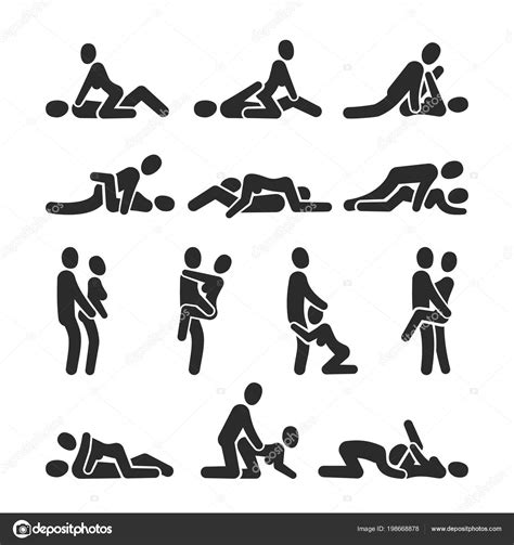Sex Position Symbols