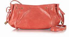 gerard darel coral mini 24 heures leather crossbody bag at