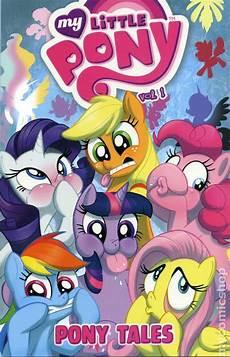 my pony pony tales tpb 2013 idw comic books