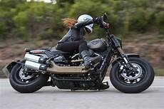 Ride Harley Davidson Bob 114 Visordown