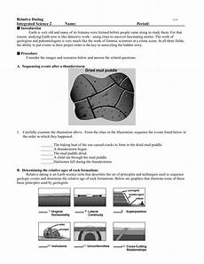 earth science relative dating worksheet 13274 earth science relative dating worksheet earth science relative dating worksheet 2019 09 07