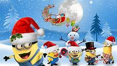 christman minions discovered by zici we heart it