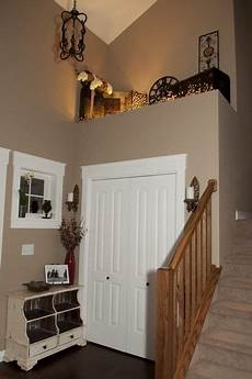 Decorating Ideas For Kitchen Ledges by Like The Ledge Up Top Of This Split Level House Entry I