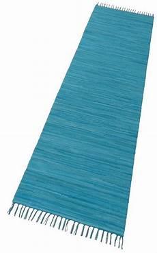 Strapazierfähiger Teppich Im Eingangsbereich - l 228 ufer 187 happy cotton fleckerl 171 theko rechteckig h 246 he 5