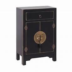 comodini on line comodino cinese nero ethnic chic mobili orientali cinesi unici
