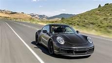 Premier Contact Porsche 911 Type 992 S 2019