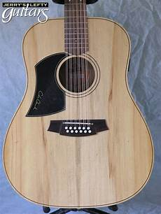 clark guitar jerry s lefty guitars newest guitar arrivals updated weekly cole clark fl1a 12 string left