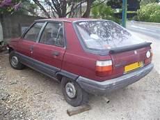 renault 11 gtl 1983 1986 autos crois 233 es
